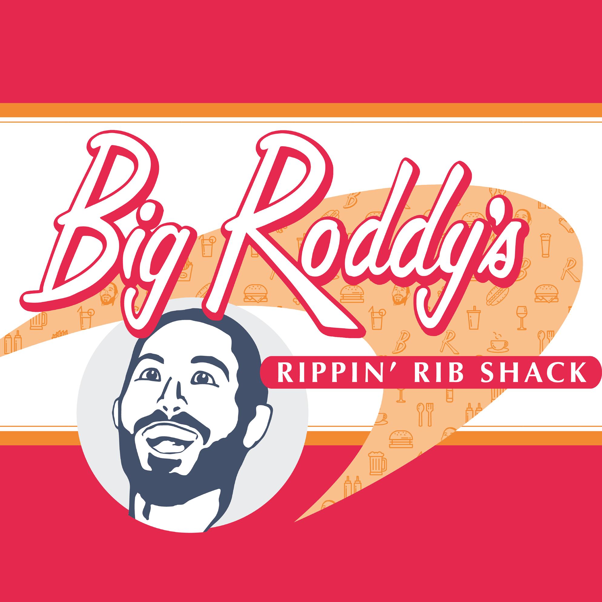 Big Roddy's Rippin' Rib Shack logo