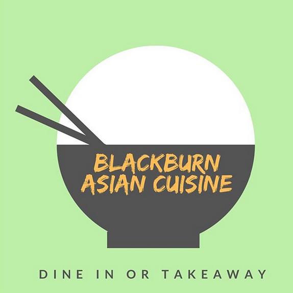 Blackburn Asian Cuisine logo
