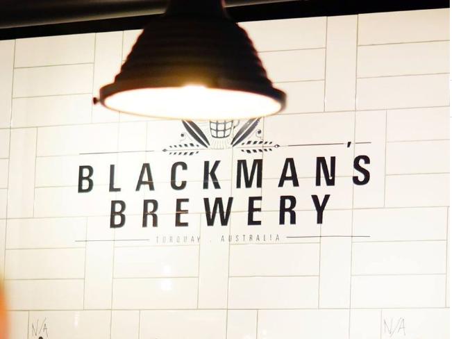 Blackmans Brewery logo