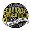 Churros Spanish Donuts logo