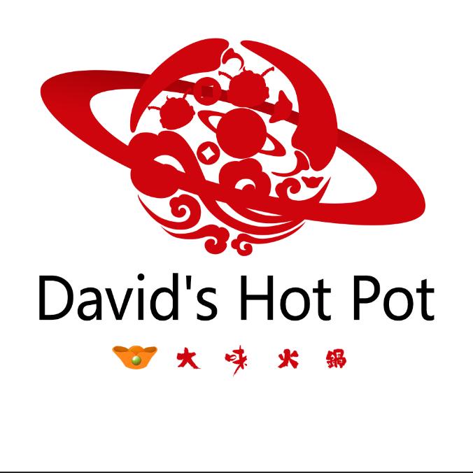David's Hot Pot logo