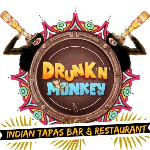 Drunk'n Monkey logo