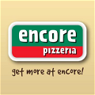 Encore Pizza and Grill logo
