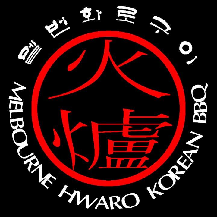 Hwaro Korean BBQ logo