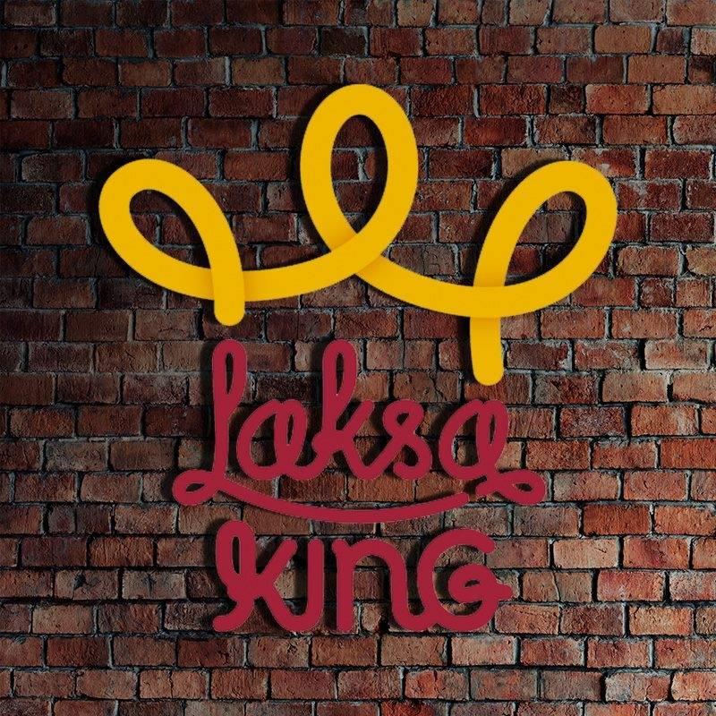Laksa King logo