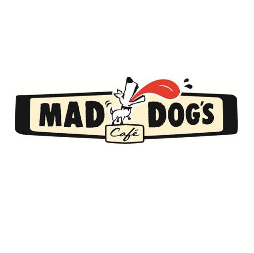 Mad Dog's Cafe logo