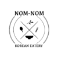 Nom Nom Korean logo