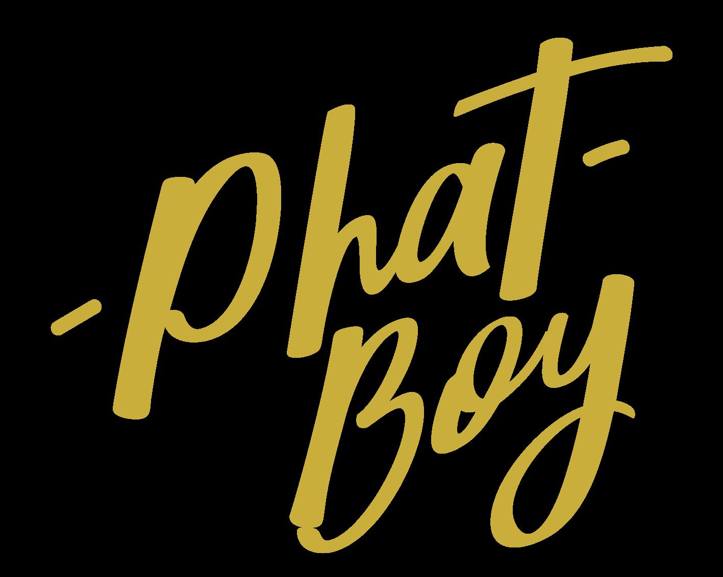 Phat Boy logo