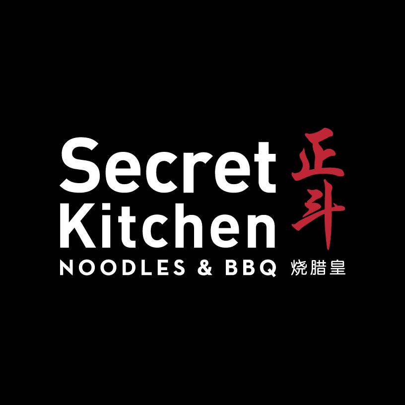 Secret Kitchen Noodles & BBQ logo