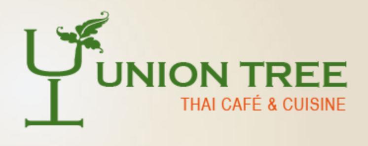 Union Tree Thai logo